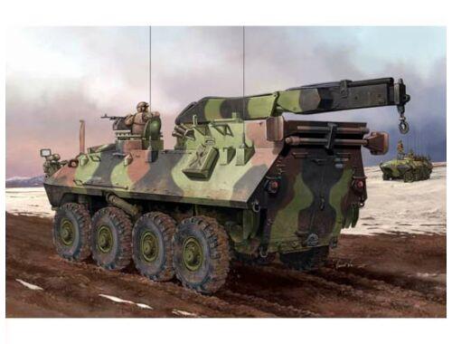 Trumpeter USMC LAV-R Light Armored Veh.Recovery 1:35 (00370)