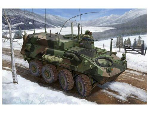 Trumpeter USMC LAV-C2 Command   Control Vehicle 1:35 (00371)