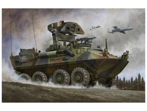 Trumpeter USMC LAV-AT Light Armored Vehicle Antitank 1:35 (372)