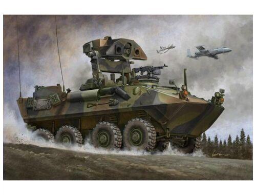 Trumpeter USMC LAV-AT Light Armored Vehicle Antitank 1:35 (372)
