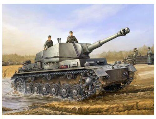 Trumpeter Geschützwagen Ivb für 10,5 cm 1:35 (374)