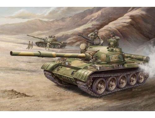Trumpeter Russian T-62 Mod 1972 1:35 (377)