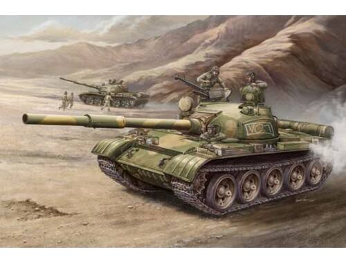 Trumpeter Russian T-62 Mod 1972 1:35 (377)