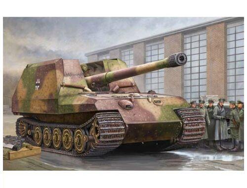 Trumpeter German Geschützwagen Tiger 1:35 (00378)