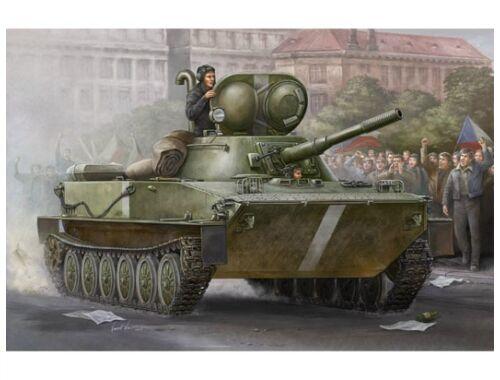 Trumpeter Russian PT-76 Amphibious Tank Mod.1951 1:35 (379)