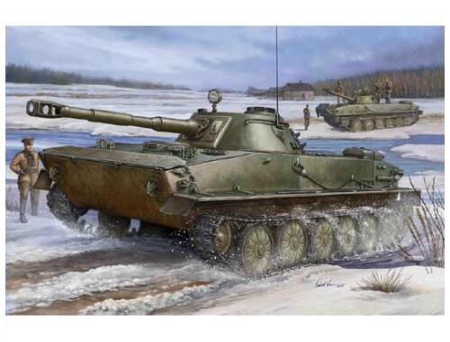Trumpeter PT-76 Light Amphibious Tank 1:35 (380)
