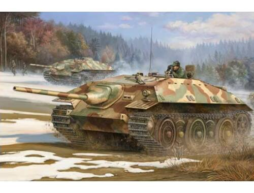 Trumpeter German E-25 Tank 1:35 (00383)