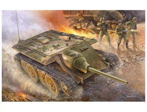 Trumpeter German E-10 Tank 1:35 (00385)