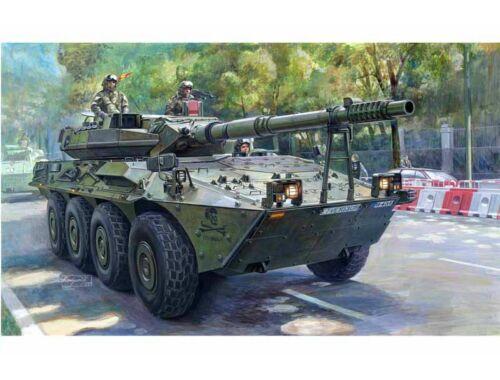 Trumpeter Spanish Army VRC-105 Centauro RCV 1:35 (388)