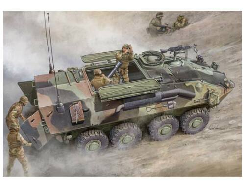 Trumpeter LAV-M (Mortar Carrier Vehicle) 1:35 (391)