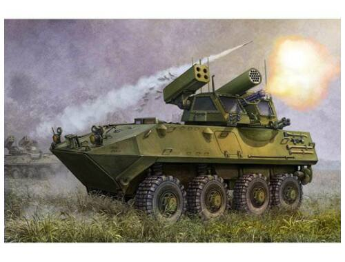 Trumpeter USMC LAV-AD Air Defense 1:35 (00393)