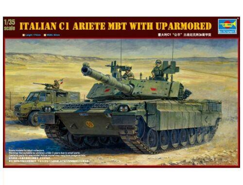 Trumpeter Italien Ariete C1 1:35 (00394)