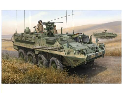 Trumpeter M1130 Stryker Command Vehicle 1:35 (00397)