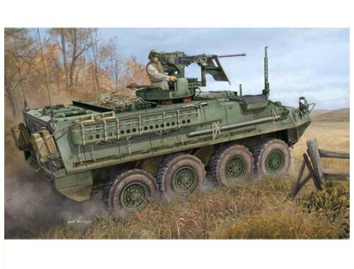Trumpeter United State Army M1131 Stryker FSV 1:35 (00398)