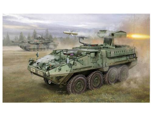Trumpeter M1134 Stryker Anti Tank Guided Missile (ATGN) 1:35 (399)