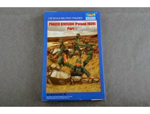 Trumpeter Panzer-Division Polen 1939 Teil II 1:35 (404)