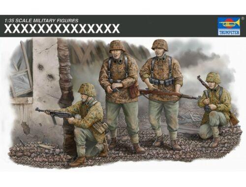 Trumpeter Waffen SS 1:35 (405)
