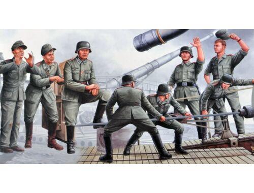 Trumpeter Deutsche Artillerie Besatzung für Leopold 1:35 (00406)