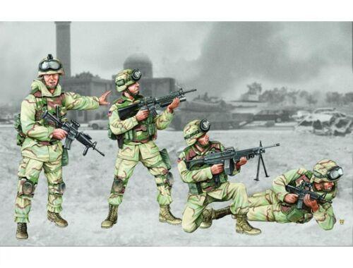 Trumpeter US 101st Airborne Division Crew 1:35 (410)