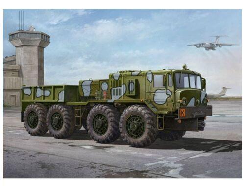Trumpeter MAZ/KZKT-537L Cargo Truck 1:35 (01005)