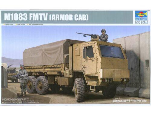 Trumpeter M1083 MTV (ARMOR CAB) 1:35 (01008)