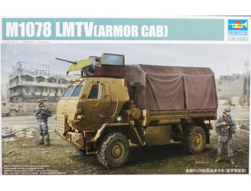Trumpeter M1078 LMTV (Armor CAB) 1:35 (01009)