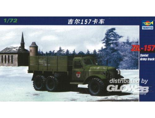Trumpeter Soviet Army Truck ZIL-157 1:72 (1101)