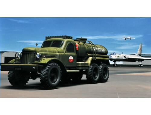 Trumpeter Russischer Tank-LKW ZIL-157 1:72 (01102)