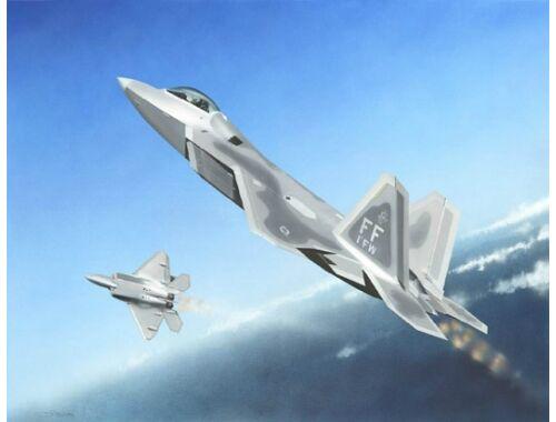 Trumpeter F-22A Raptor 1:144 (01317)