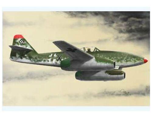 Trumpeter Messerschmitt Me262 A-2a 1:144 (1318)