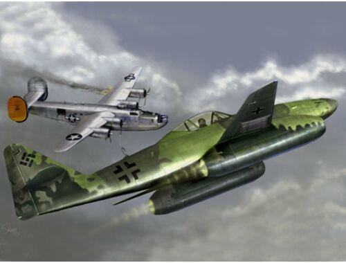 Trumpeter Messerschmitt Me 262 A-1a 1:144 (01319)