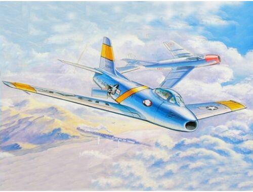 Trumpeter North American F-86 F-30 Sabre 1:144 (1320)