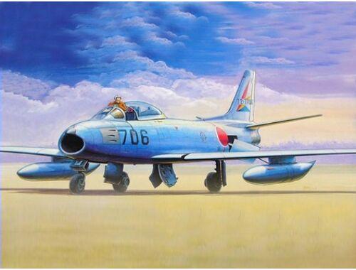Trumpeter North American F-86 F-40 Sabre 1:144 (1321)