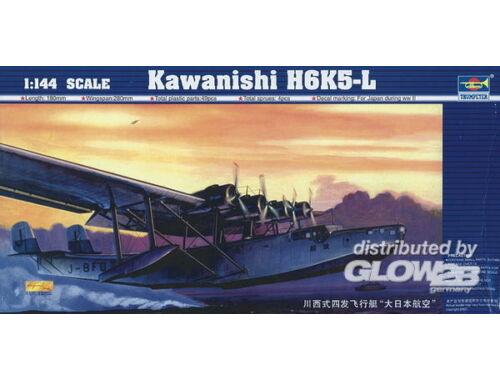 Trumpeter Kawanishi H6K5-L 1:144 (1323)
