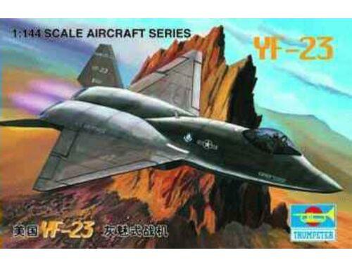 Trumpeter Lockheed YF-23 1:144 (1332)