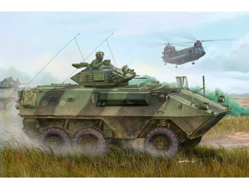 Trumpeter Canadian Grizzly 6x6 APC 1:35 (01502)