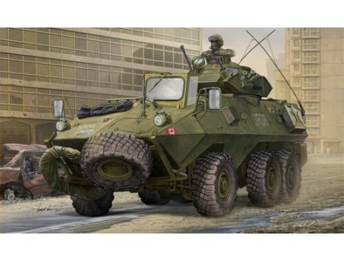 Trumpeter Canadian Grizzly 6x6 APC 1:35 (01505)