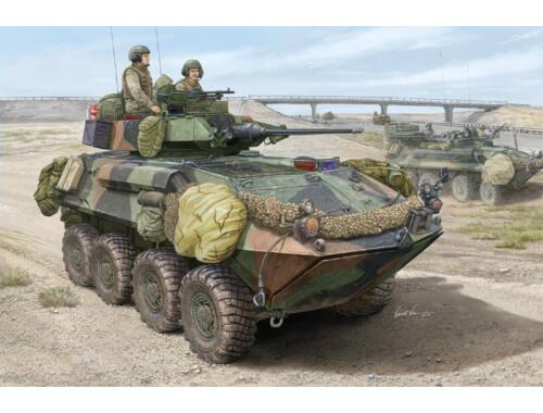 Trumpeter LAV-25 SLEP (Service Life Extension Pro) 1:35 (01513)