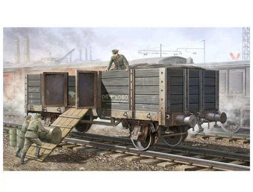 Trumpeter German Railway Gondola 1:35 (1517)