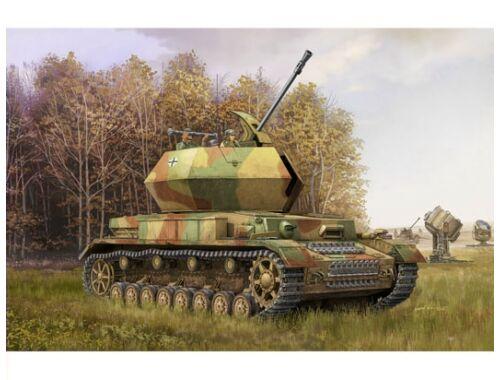 Trumpeter German 3.7cm Flak 43 Flakpanzer IV ''Ostwind'' 1:35 (01520)