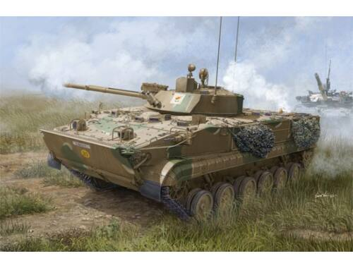 Trumpeter BMP-3 in Cyprus service 1:35 (01534)