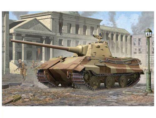 Trumpeter German E-50 (50-75 tons)/Standardpanzer 1:35 (1536)