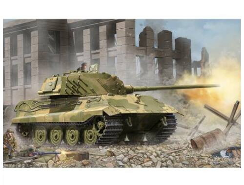 Trumpeter German E-75 (75-100 tons) Standardpanzer 1:35 (1538)
