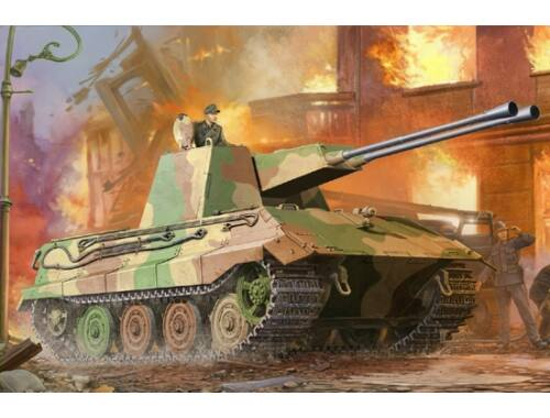 Trumpeter German E-75 Flakpanzer 1:35 (01539)