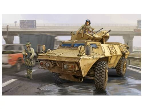 Trumpeter M1117 Guardian Armored Security Vehicle (ASV) 1:35 (1541)