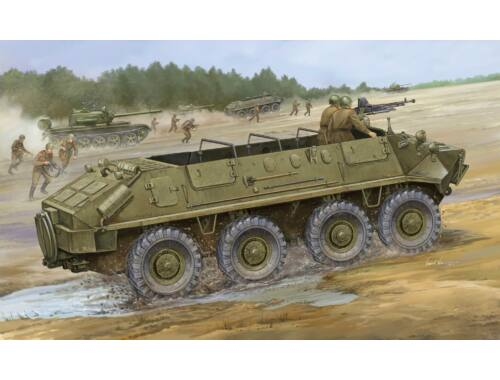 Trumpeter BTR-60P APC 1:35 (01542)