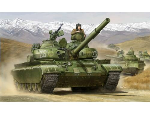 Trumpeter Russian T-62 BDD Mod.1984 (Mod.1972 modification) 1:35 (1554)