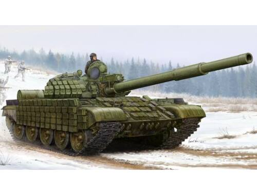 Trumpeter Russian T-62 ERA (Mod.1962) 1:35 (01555)