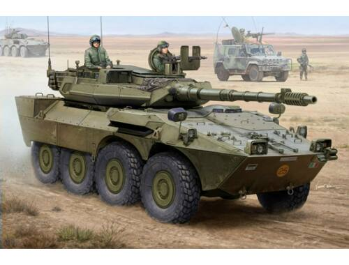 Trumpeter B1 Centauro AFV Early version (2nd Ser.) 1:35 (01564)