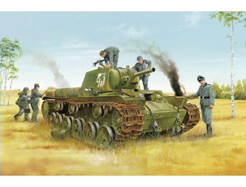 Trumpeter Soviet KV-8 Heavy Tank 1:35 (1565)